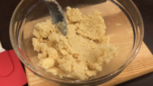 alcohol cookies|step 1