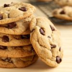 Alcohol Cookies With Chocolate