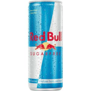 is red bull vegan
