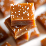 Chewy Salted Caramel Candy