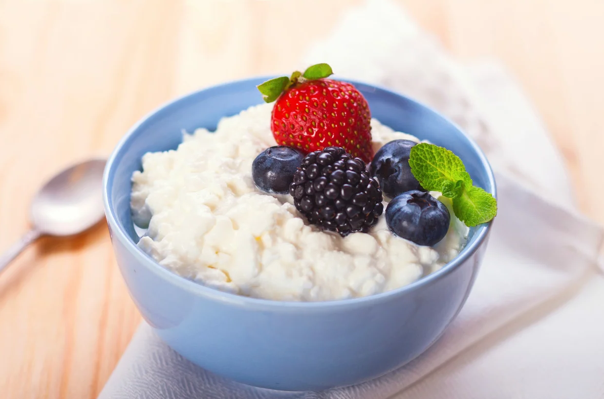 can cottage cheese be frozen