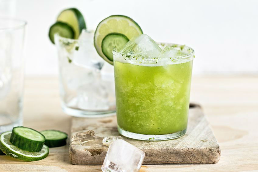 The Spa Cucumber Smoothie