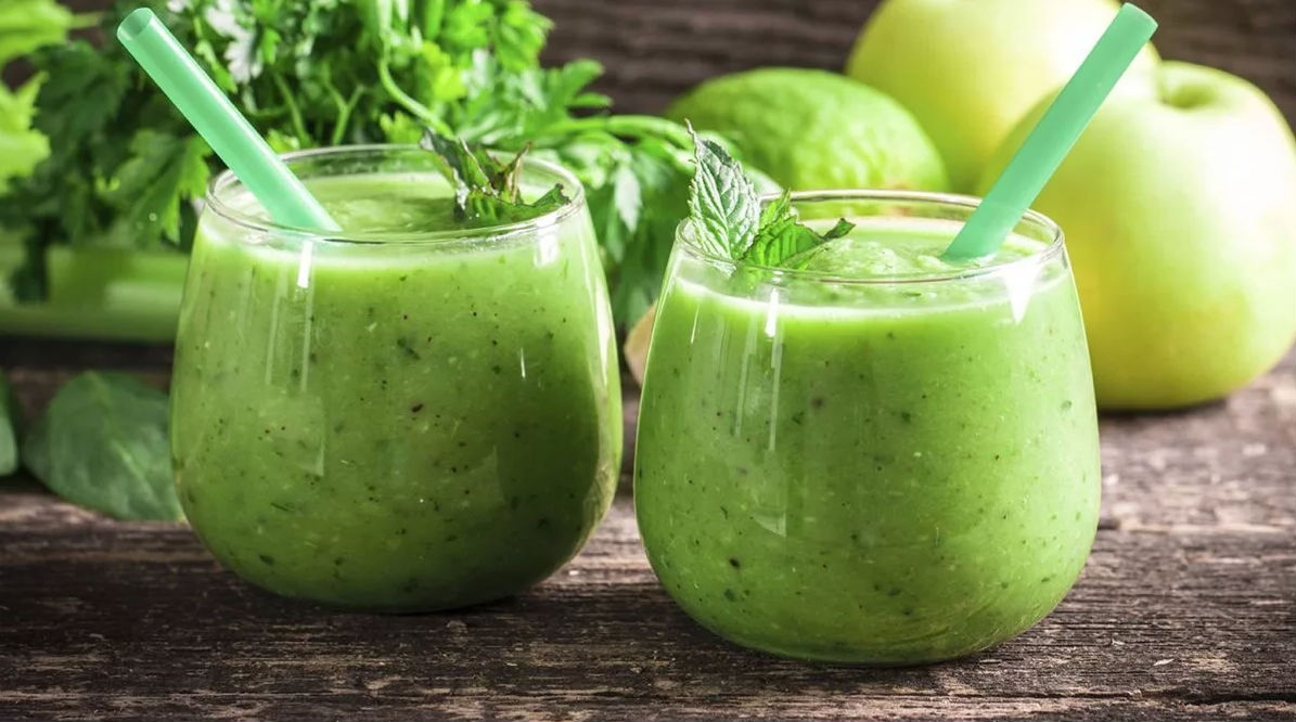 green weight loss smoothies