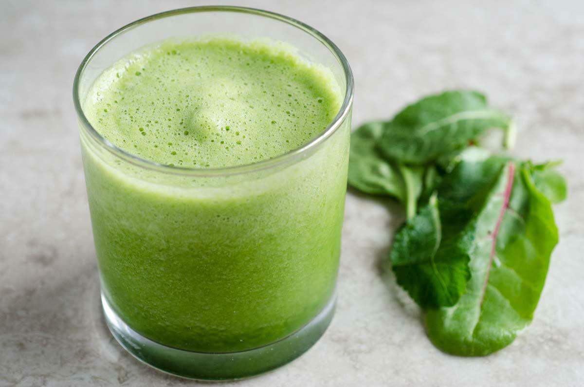 Green Hulk Smoothie