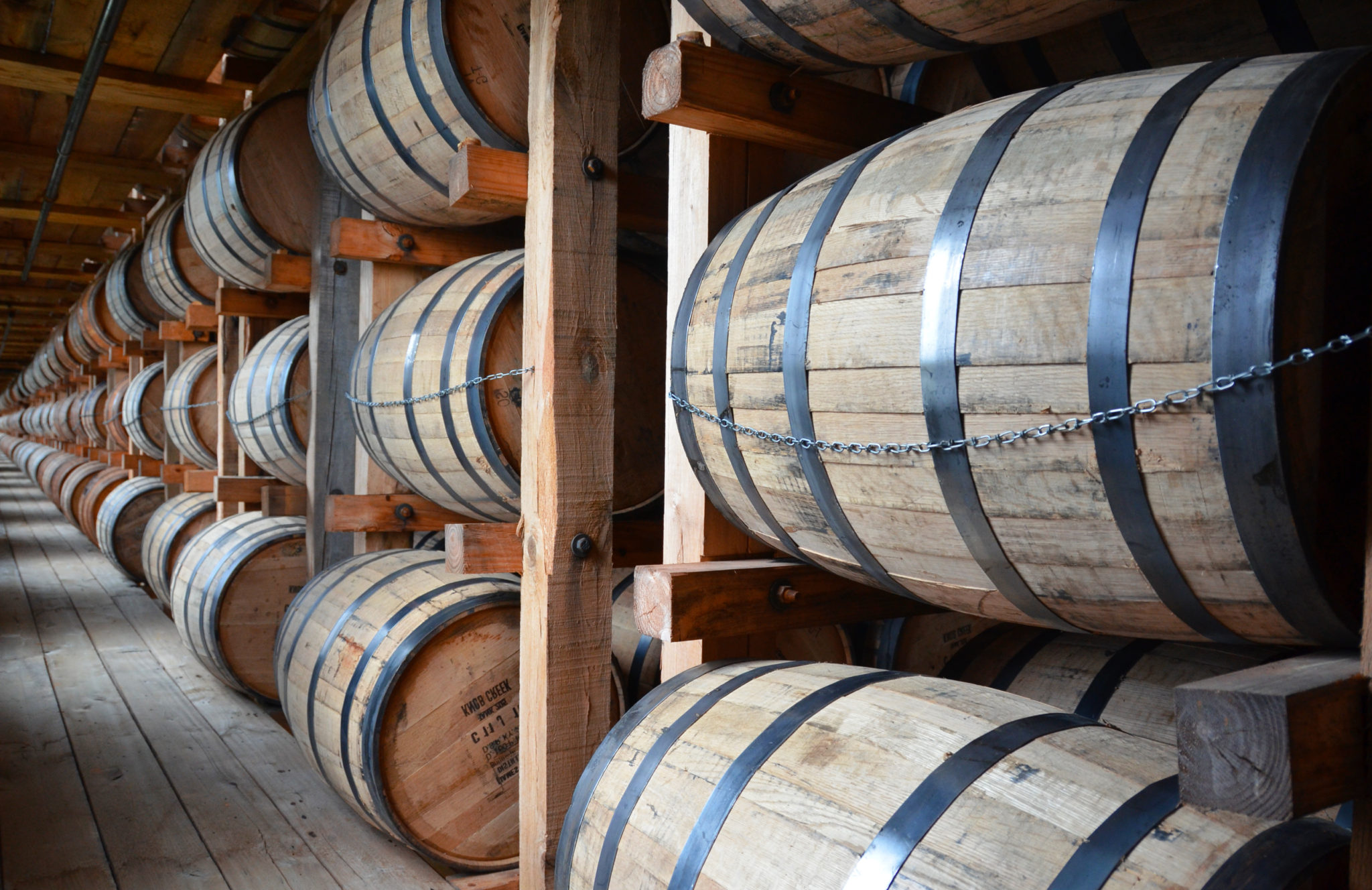 How to store whiskey?