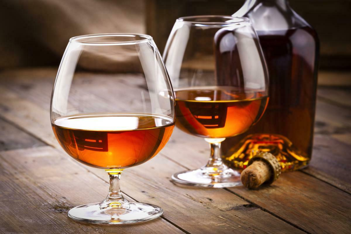 Is Brandy older then Whisky?