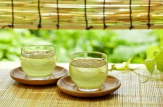 The benefits of diuretic green tea