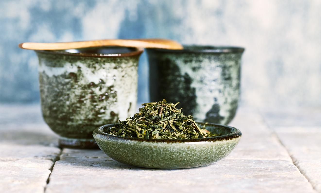 diuretic green tea