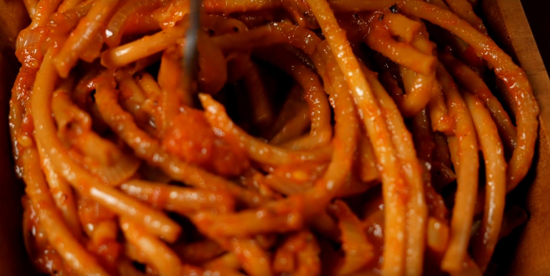 Recipe with tomato